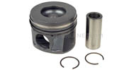 Versions of pistons for PUMA engines 2,2 HDi / TDCi - Ford Transit, Citroen Jumper, Peugeot Boxer