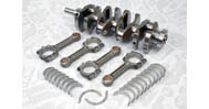 New complete set of the crankshaft HK0188 for Nissan cars with 2,5DI / dCi YD25DDTi engines.